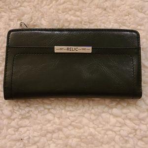 EST RELIC 1992 Leather Wallet